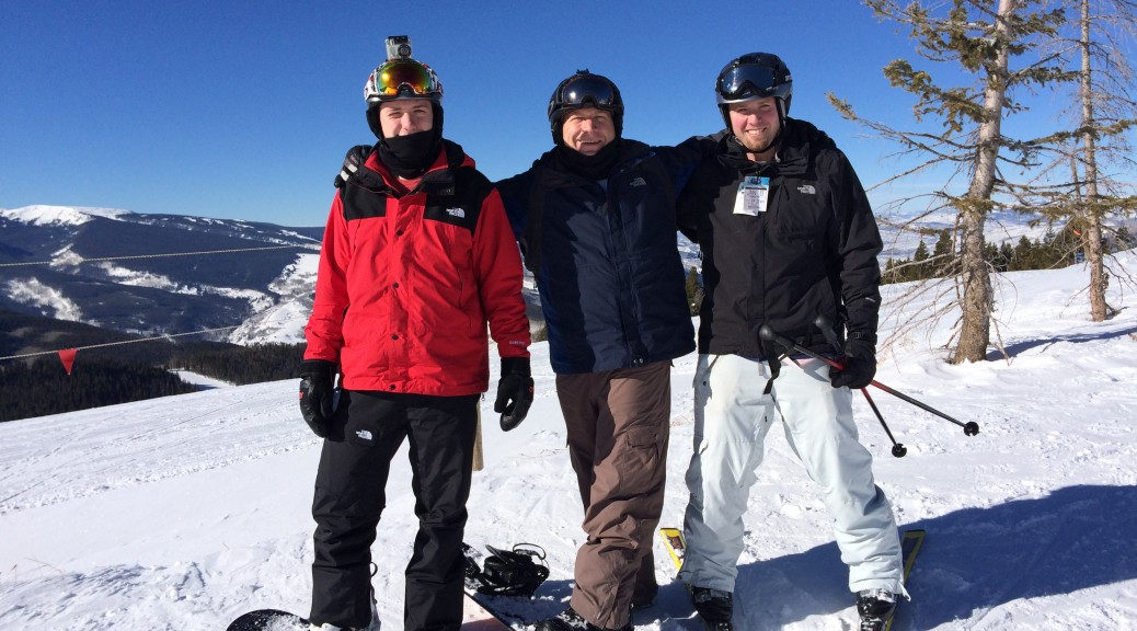 Top of Vail