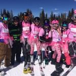Pink Day at Vail