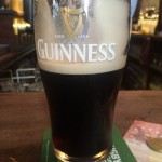 My Pint of Guiness